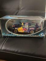 Solido 1/18 Porsche 911 GT3  Red Bull   RWS Motorsport  Daytona 24 Hrs 2000 #7