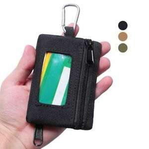 1000D Military Wallet Pouch Coin Purse Key Card Case EDC Bag Tactical Waist Bag
