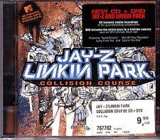Jay Z &Linkin Park-Collision Course Cd +DVD  Album