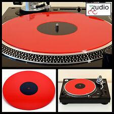 PLATO de tocadiscos de actualización! Mat. Technics SL1200-1210, Audio Technica LP120