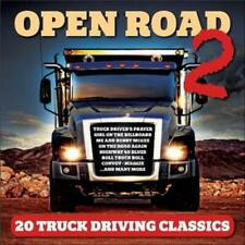 OPEN ROAD 2 - Various Artists CD *NEW* 2018