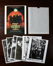"""Teenage Mutant Ninja Turtles III"" (1993) press kit 6 photos, folder - 3"
