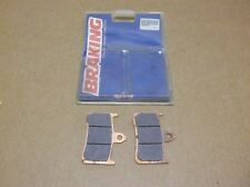 """""""Braking"""" Front Brake Pads for 1997-2005 Honda VTR1000F - NEW!!"""