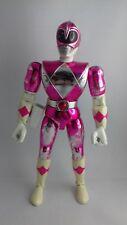 Figurine power rangers mighty morphin rose brillant 1995 20cm