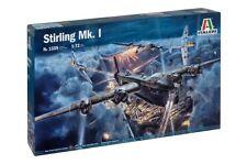 Italeri Models 1/72 WWII British Short Stirling Mk.I