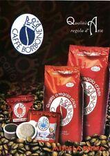 6 KG CAFFE' BORBONE IN GRANI FRESCO MISCELA ROSSA BAR E DISTRIBUTORI AUTOMATICI