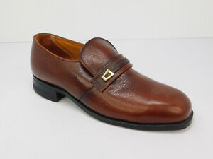 GoodYear Oil Proof Men's Safety Work Brown Shoes size 9