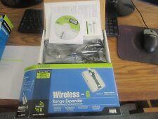 Linksys Model: WRE54G Wireless G Range Expander.   New Old Stock <