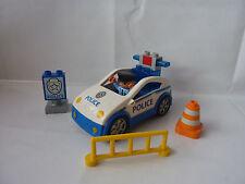 LEGO Duplo Polizei Auto - Polizeiauto mit Sound - Streife aus Set 4963 - TOP!