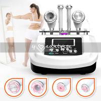 30K Cavitation Vacuum Suction EMS Electroporation Body&Facial S-SHAPE Machine