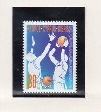 Chipre Deportes Variedades y Errores serie año 1997 (DR-804)