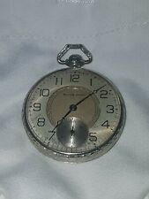 (Full Clean & Service 26/02/20) South Bend Pocket watch 17 Jewels.