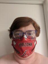Arizona Diamondbacks Face Mask - All Sizes  Handmade