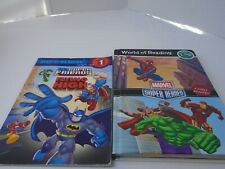 Super Friends: Flying High  (Step into Reading) Marvel super heroes 6 stories