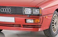 4x Audi Urquattro Typ 81 82 B2 Quattro Scheinwerfer Umrüstung US auf EU NEU