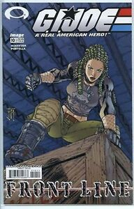 G.I. Joe Frontline 2002 series # 10 near mint comic book
