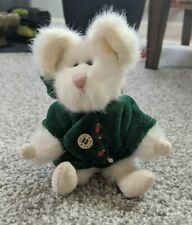 "New ListingBoyds Bears Vintage 1990 ""Tweek McSnoozle"" Mouse Ornament w Tags #83000"