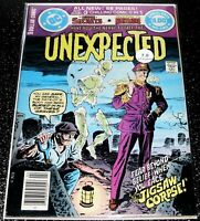 Unexpected 190 1st Print (7.0) DC Comics
