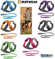 Ruffwear Harness & Leash Combo Front Range Adjustable Dog Adventure Gear Sizes
