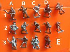 14x C04 c33 ladrón GW Citadel Games Workshop ladrones thiefs compendio pre-slotta
