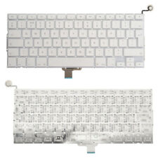 For Apple MacBook 13 Unibody A1342 Keyboard UK Layout + Power Button 2009-2010