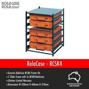 RolaCase RCSK4 Storage Tool Box Organiser Racking Van Shelving Frame Kit GENUINE