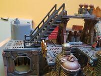 72mm Industrial Stairs - Warhammer necromunda Killteam