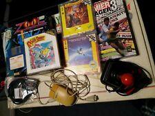 Amiga 500 - 1 Meg + Games + Mouse + Joypad/Joystick + Modulator/Scart Lead