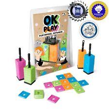 Big Potato OK Play: Multi-Award Winning Travel Game Orange Pink Blue Green