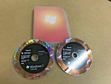 Genuine Microsoft Windows 7 Ultimate 32/64-Bit UPGRADE, DVDs with Key