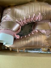 Under Armour C1N Mc Limited Edition Pink Metallic Newton Football Cleats Size 12