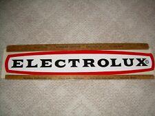 3 FOOT LONG ELECTROLUX VACUUM WINDOW SIGN