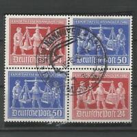 Alliierte Besetzung, Exportmesse Hannover 1949, VZd 2 Sonderstempel