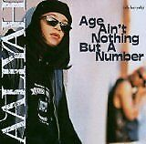 AALIYAH - Age ain't nothing but a number - CD Album
