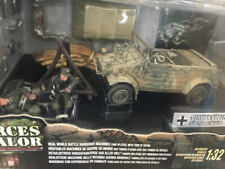 Forces of Valor 1/32 German Kubelwagen Type 82, Normandy,  #82205 MIB Retired