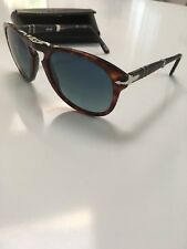 Persol 714 24/53 54 21 140 2P Folding Polarized Sunglasses Made In Italy