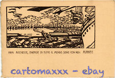 WW1 WWI Propaganda - Attilio - Armi, Ricchezze... - Formato Grande! - PV248
