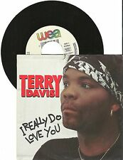 "Terry Davis, I really do love you, G/G  7"" Single 0331"