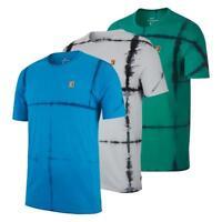 Nike Court Tie Dye Tennis Men's T-Shirt 923993 Nikecourt Tennis
