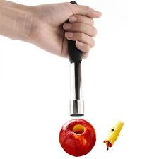 Removedor de semilla de Núcleo de Acero Easy Twist Fruit Apple Corer Pitter Sembradora herramientas de cocina