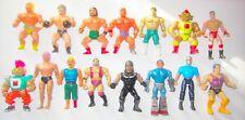 15 Vintage Mannix Sungold Action Figures KO MOTU Galaxy REMCO BOOTLEG 1980's etc