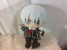 """Collectible 8"""" Plush VAMPIRE KNIGHT ZERO Stuffed Doll pre-owned COOL MUST HAVE"""