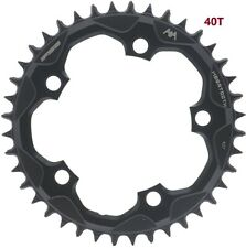 FSA Megatooth 1x11 speed 40T Chainring BCD 110mm, Black