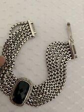 David Yurman Onyx Bracelet Bracelet