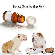 "Herpes 50g combinación para perros 30c homeopático ""criadores Choice"" Cachorro de parto"