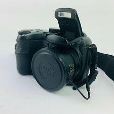 GE X400 14.0MP Digital Camera Black Bridge Camera Image Stablization