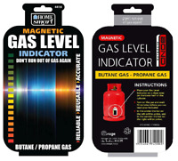 Magnetic Gas Level Indicator Propane Butane Gas Bottle Calor Lpg Gauge Camping
