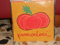 GINO PAOLI - POMODORI - cd singolo cardsleave - PROMO - 1998
