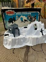 Vintage Star Wars ESB - Imperial Attack Base - Kenner 1981 (Complete w/Box)
