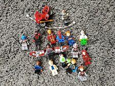Lego marvel minifigures bundle